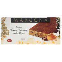 Crema con nueces MARCONA, tableta 250 g