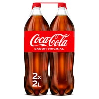 Coca Cola Normal ampolla pack 2x2l