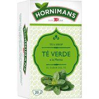 Hornimans Te verd/menta 20 sobres