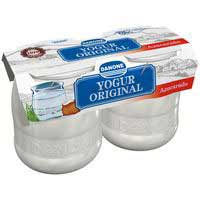 Iogurt original ensucrat ORIGINAL 2x135g