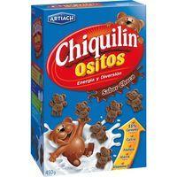 Artiach Chiquilín ositos sabor choco 450g