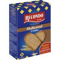 Recondo Tostadas con cereales 270g