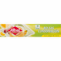 Albal Film transparente 30m+10m