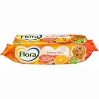 Flora Galletas fruta fibra 125g