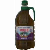 Aceite de oliva frutado MANOLETE, botella 2 litros