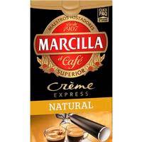 Marcilla Cafè crème express natural 250g.