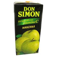 Don Simón Suc de poma brik 1l