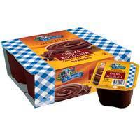La Fageda Crema chocolate 4x125g