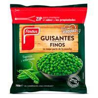Findus Guisantes finos 750g