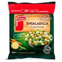 Ensaladilla FINDUS, bossa 750 g
