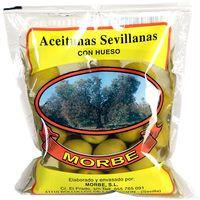 Morbe Olives senceres bossa 100g