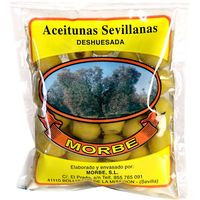 Morbe Aceitunas sin hueso bolsa 70g