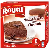 Royal Pastel mousse chocolate 225g