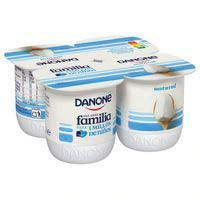 Iogurt natural DANONE 4x120g