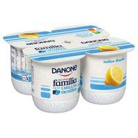 Danone Yogur sabor limón 4x125g