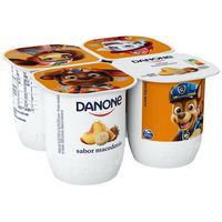Danone Iogurt sabor macedònia 4x125g