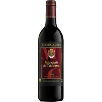 Marqués De Cáceres Vino tinto reserva D.O. Rioja 75cl