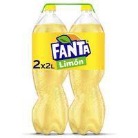 Fanta Limón botella 2x2l