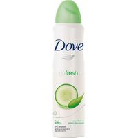 Dove Desodorant sprai go fresh cogombrte 200ml