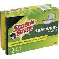 Scotch Brite Salvauñas verde lote 2u
