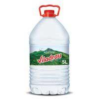 Viladrau Agua garrafa 5l