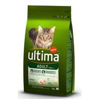 Ultima Gato adulto pollo 1,5kg