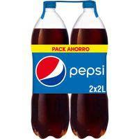 Pepsi normal pack 2l. X 2