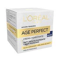 L'Oreal Crema de noche Age perfect 50ml