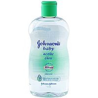 Johnson's Aceite corporal aloe vera 400ml + 100ml