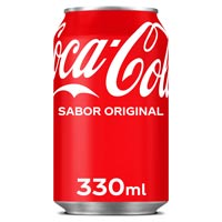 Coca Cola Normal llauna 33cl