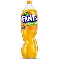 Fanta Naranja botella 2l