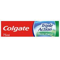 Colgate Dentífrico triple acción 75ml