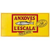 L' Escala Filets d'anxoves llauna 50g
