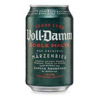 Voll Damm Cerveza lata 33cl