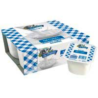 La Fageda Yogur natural 4x125g