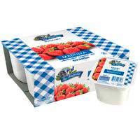La Fageda Yogur sabor fresa 4x125g