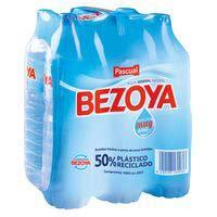 Bezoya Aigua ampolla 6x1,5l