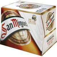San Miguel Cerveza botella 12x25cl