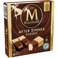 Magnum After Dinner gelat 10x35ml