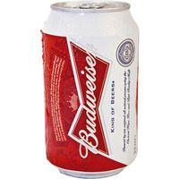 Budweiser Cerveza lata 33cl