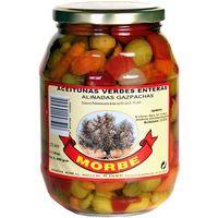 Morbe Olives camamilla gaspacha 550g