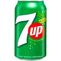 7UP llauna 33 cl