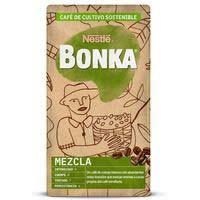 Cafe torrat molt barreja suau BONKA 250g