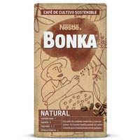 Cafe torrat molt natural BONKA 250g