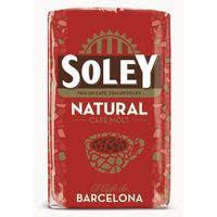 Soley Cafè mòlt natural 250g