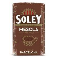 Soley Café molido mezcla 250g