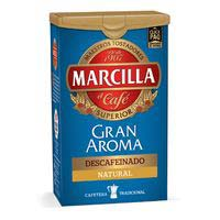 Marcilla Cafè mòlt desc.natural 250g