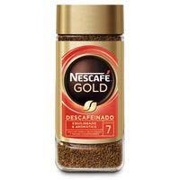 Nescafé Gold Descafeinado - Café  Soluble 100g