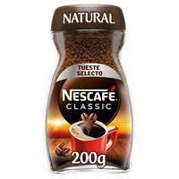 Nescafé Classic Natural - Café Soluble 200g