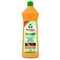 Froggy Neteja vitroceràmica taronja 650ml